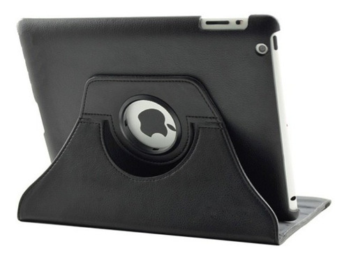 capa giratória apple ipad mini 1 2 3  + pelicula de vidro