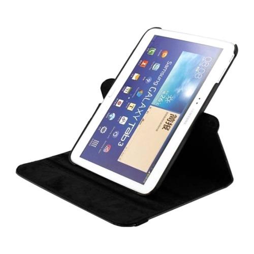 capa giratória couro tablet samsung galaxy tab 3 10.1 p5200