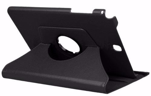 capa giratória samsung tab a 9.7 t550 + pelicula de vidro