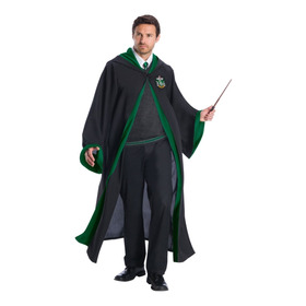 Capa Harry Potter Slytherin Hogwarts Tunica Disfraz