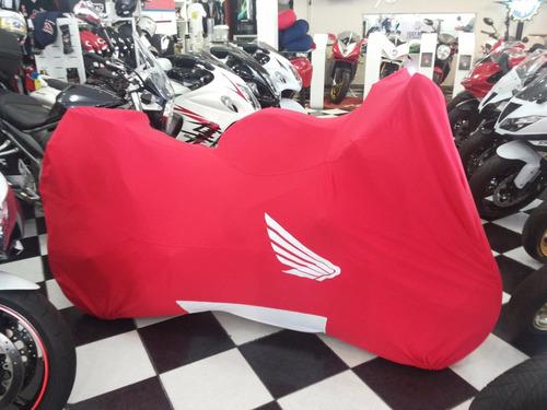 capa honda crf 150 f crf150 f crf 150f  para moto nova new