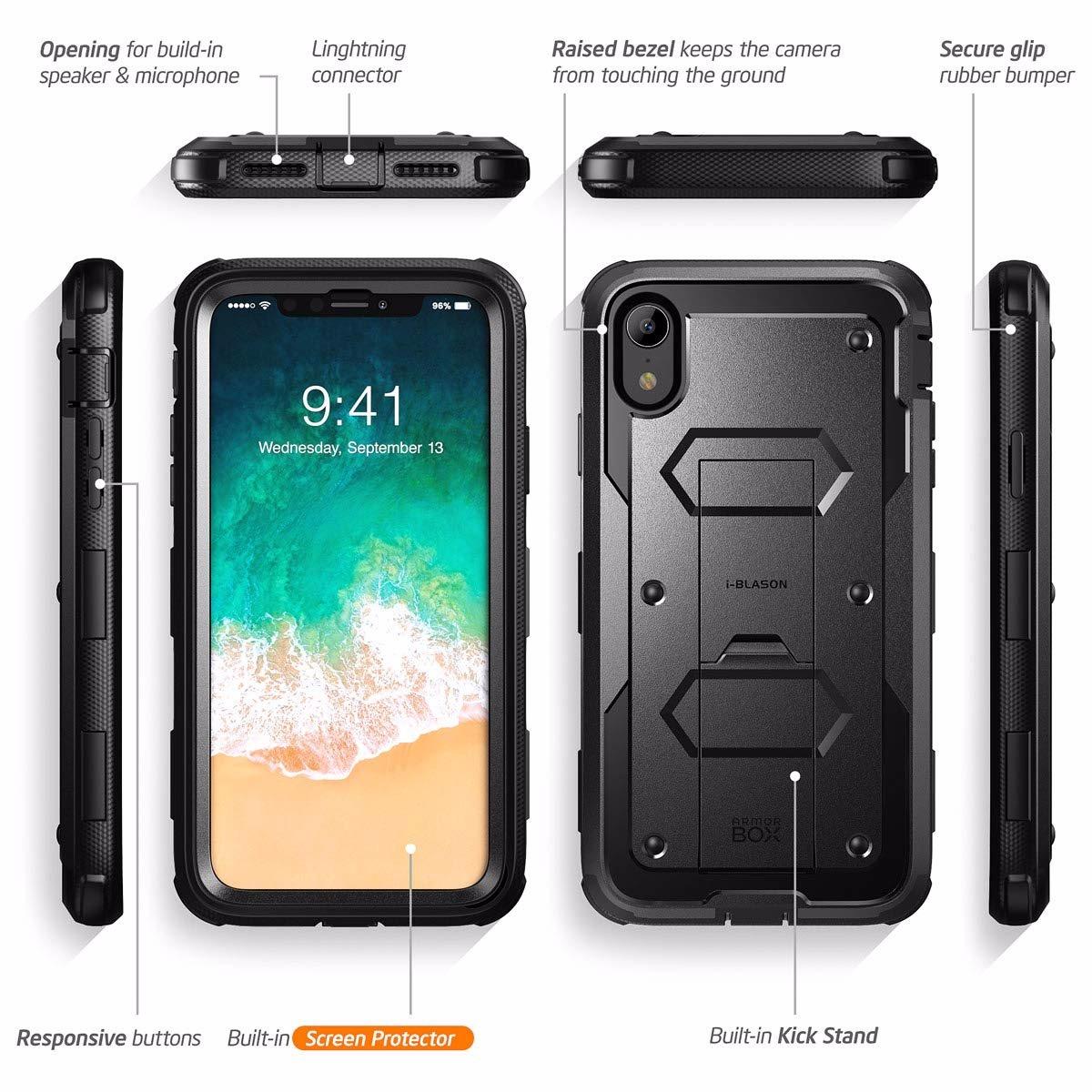huge discount 637ce b6e1a Capa I-blason Armorbox iPhone Xr- Importada U S A - Original