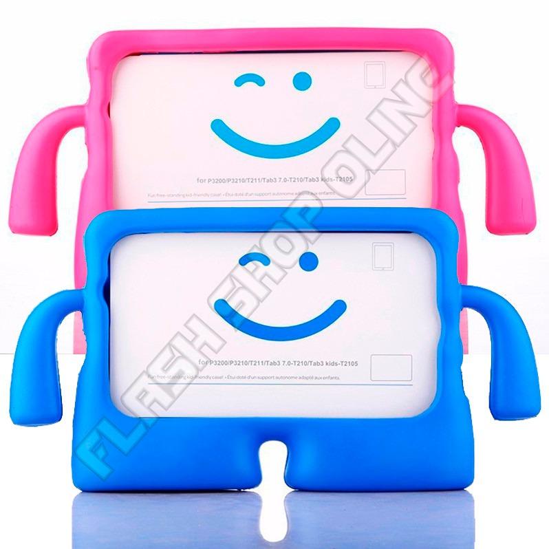 Capa Iguy Anti Impacto Tablet Samsung 7 Polegadas Infantil - R  68 ... 799063b705
