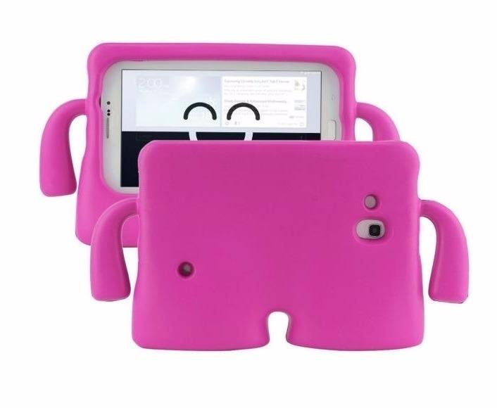 Capa Iguy Tablet Samsung Galaxy Tab E 7.0 T113 T116 Infantil - R  49 ... 6ec33a3523