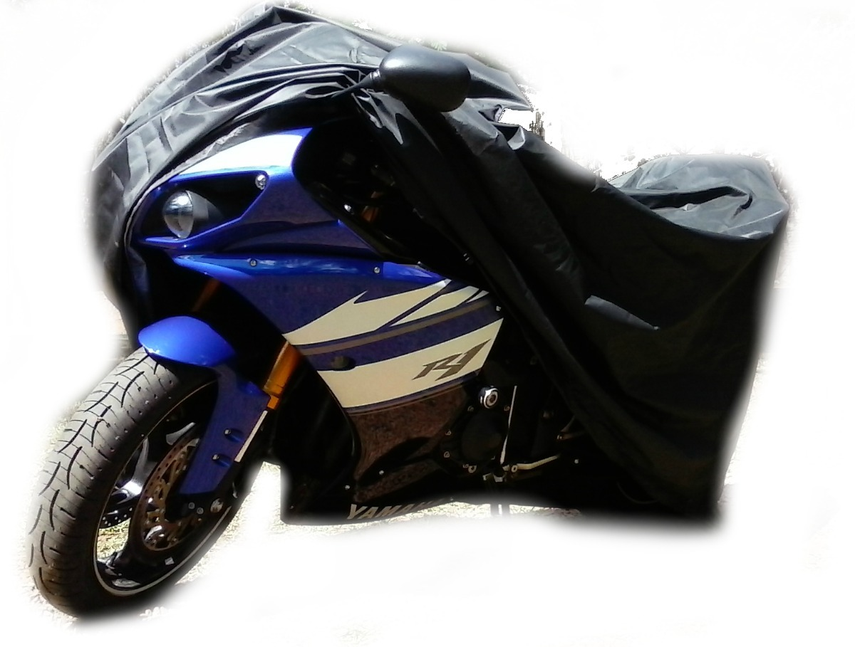 e86962a4e9891 Capa Impermeável Para Cobrir Moto-lom-carenada  Sport  Speed - R  69 ...