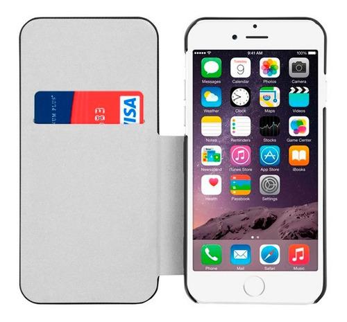 capa incipio highland ultra thin para iphone 6 plus - preto