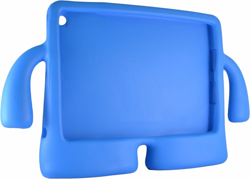 capa infantil anti-impacto apple ipad mini 1/2/3 - azul