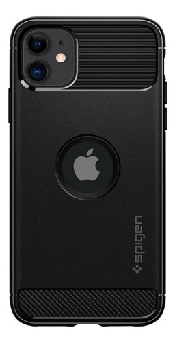 capa iphone 11 spigen rugged armor original