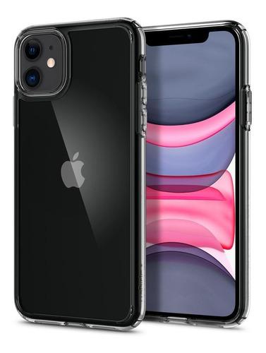 capa iphone 11 spigen ultra hybrid original