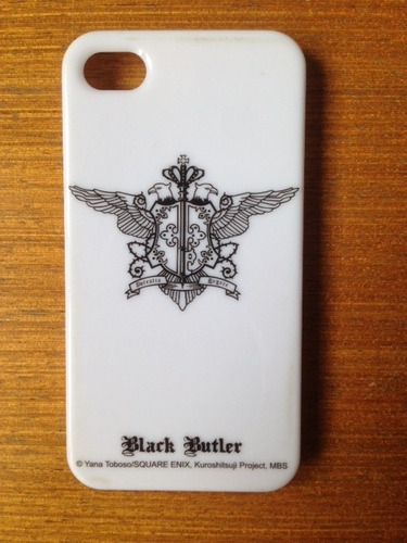 capa iphone 4 - black butler