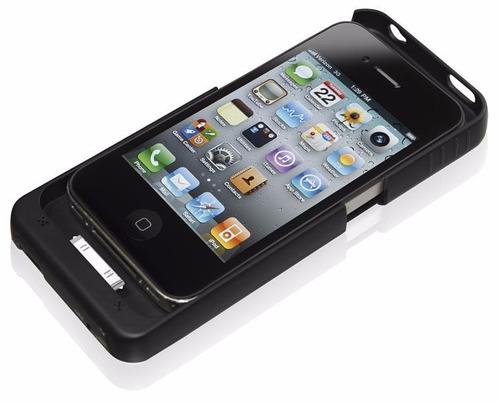 capa iphone 4 power bank - case 2300mah