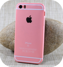 5ac427780c6 Capa Iphone 5 Rosa Pink - Capas para Celular no Mercado Livre Brasil