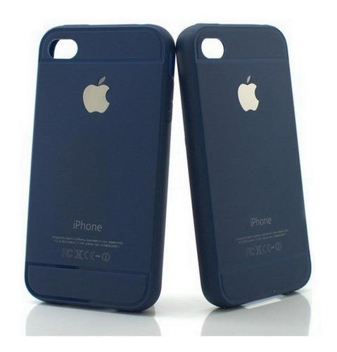 capa iphone 5 5s se case capinha flexivel tpu coloridas