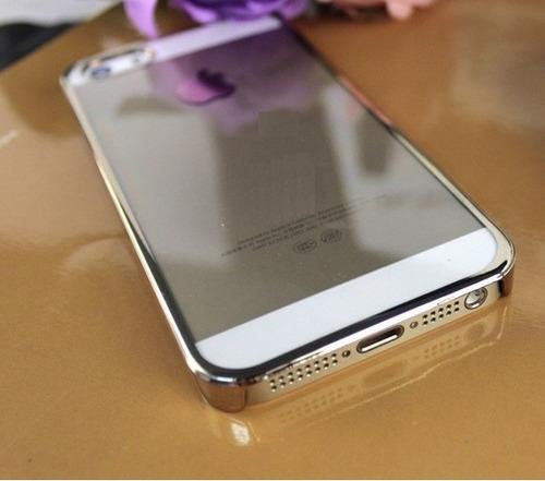 capa iphone 5/5s + película vidro