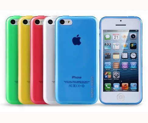 capa iphone 5c silicone flexível plug prova dágua + película