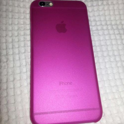 capa iphone 6 6s tpu ultra fina
