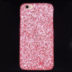 df8893b7c3e Capa Rosa Com Glitter - Capas para Celular Apple no Mercado Livre Brasil