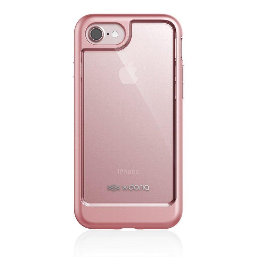 5181c321a capa iphone 7/8 plus x-doria evervue rose+ película vidr. Carregando zoom.