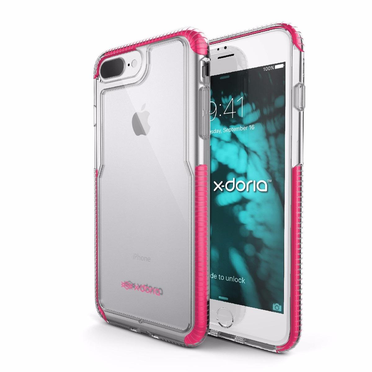 17f794bda capa iphone 7/8 plus x-doria impact pro original americana. Carregando zoom.