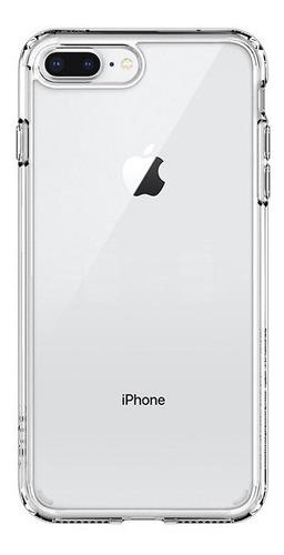 capa iphone 8 plus / 7 plus spigen ultra hybrid original