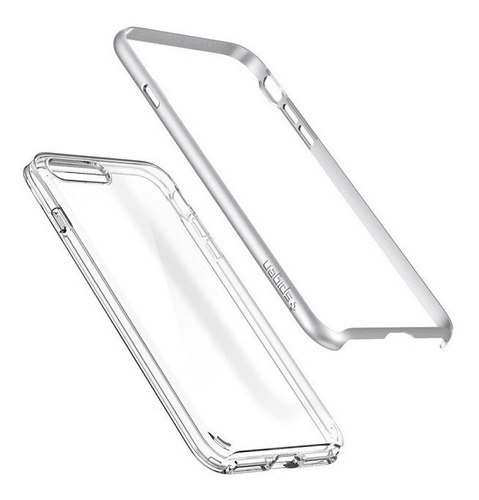 capa iphone 8 plus / iphone 7 plus spigen neo hybrid crystal