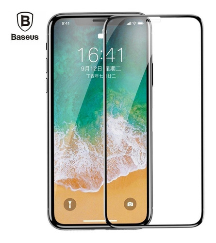 capa iphone + película nano gel 5d flexível + fibra traseira