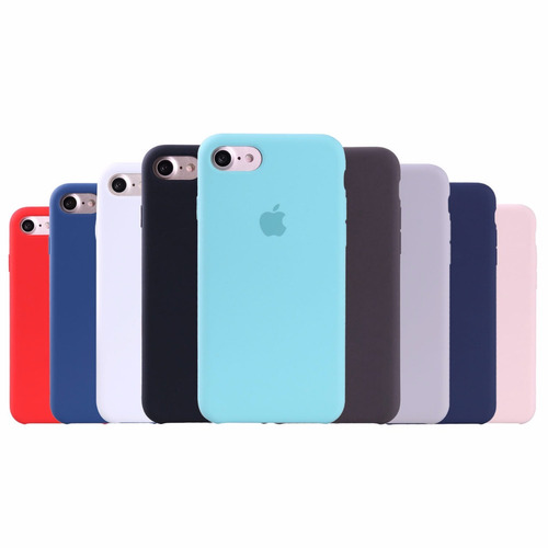 capa iphone silicone