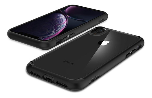 capa iphone xr spigen ultra hybrid original