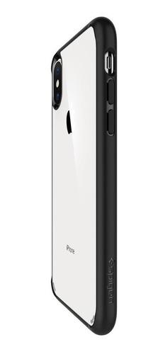capa iphone xs max spigen ultra hybrid original