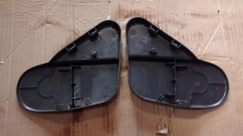 capa lateral banco novo corsa direita e esquerda cinza gm