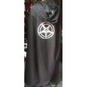Capa Luciferiana Para Alta Magia