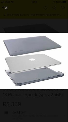 capa macbook 13 air  smartshell