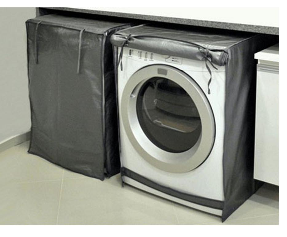 8c437daee Capa Máquina Lavar Brastemp Lg Bosch Samsung Ge 5 7 8 9 10kg - R  99 ...