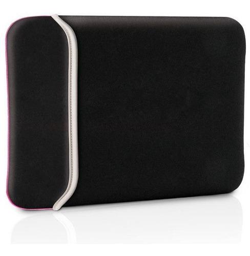 capa multilaser double para tablet 10 preta com rosa bo166