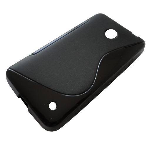 capa nokia 635 silicone anti impacto importada