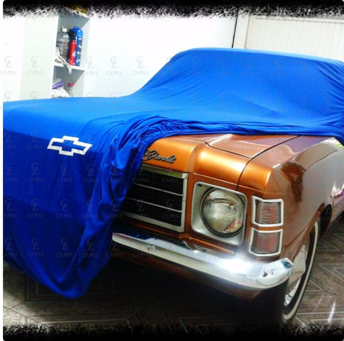 Opala V8 Supercharger: Capa Opala Comodoro Diplomata Ss Coupe Cope Gm Chevrolet