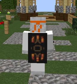 Capa Optifine Personalizable - Minecraft Mojang