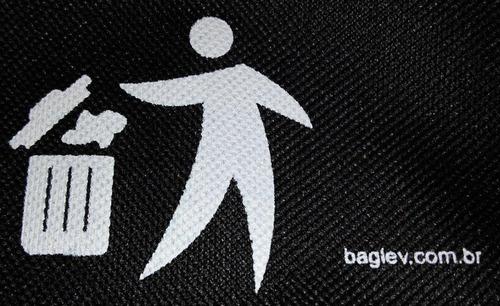 capa organizadora para banco original bag lev