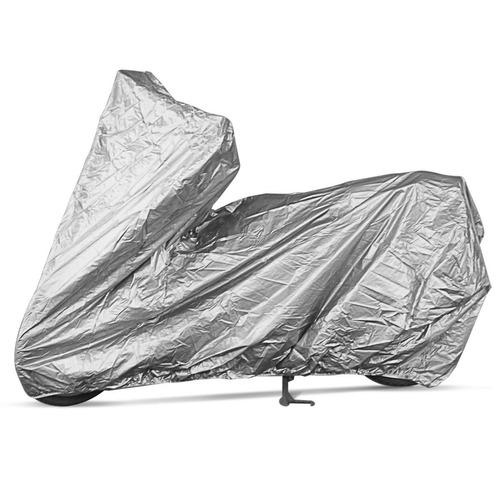 capa p protetora para cobrir moto impermeável com forro biz