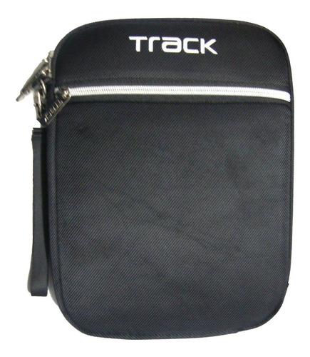 capa p/ tablet de zíper c/ alça track