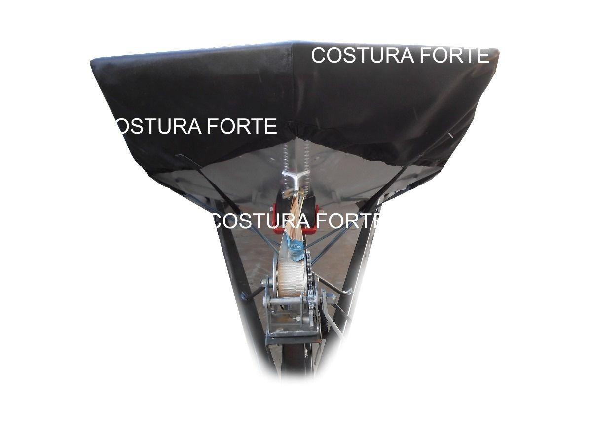 Capa Para Barco 6 Mt - Lona Capota Marítima-costura Forte - R$ 779 ...