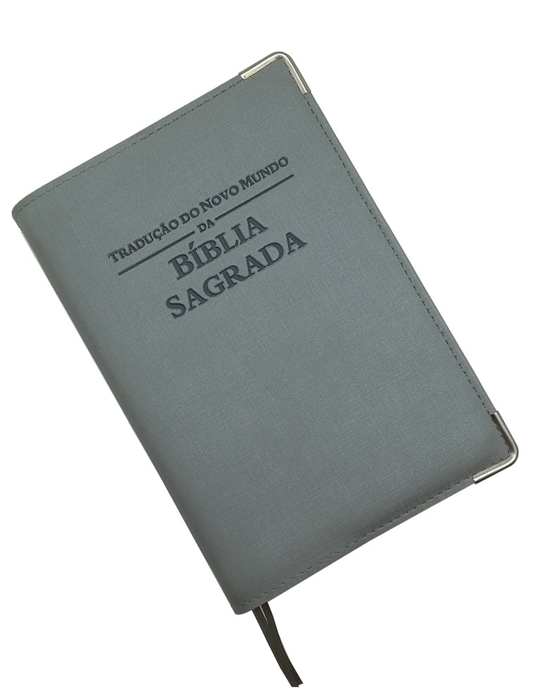 Capa Para Biblia Jw Testemunha De Jeová Tamanho Média R 2800 Em