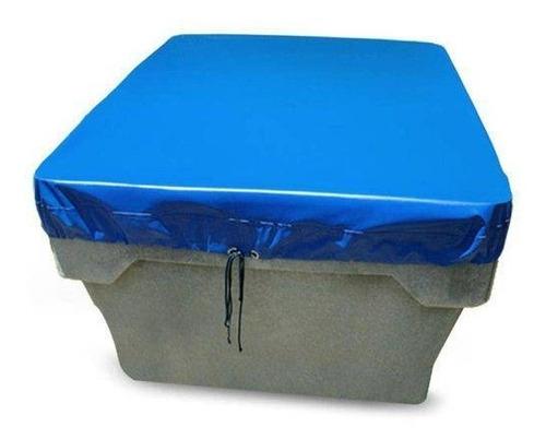 capa para caixa dagua retangular de 1000 litros