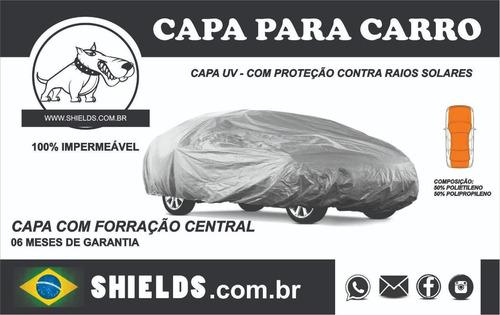 capa para carro uv - com proteção contra raios solares