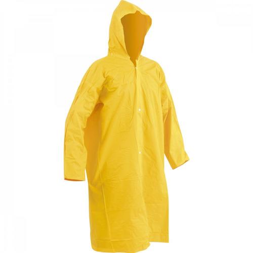 capa para chuva de pvc laminado sem forro 2 unidade - if