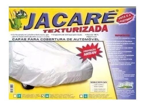 capa para cobrir carro jacaré p m g protege de raios solares