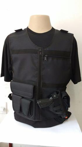 capa para colete tático ripstop, airsoft,militar, vigilante