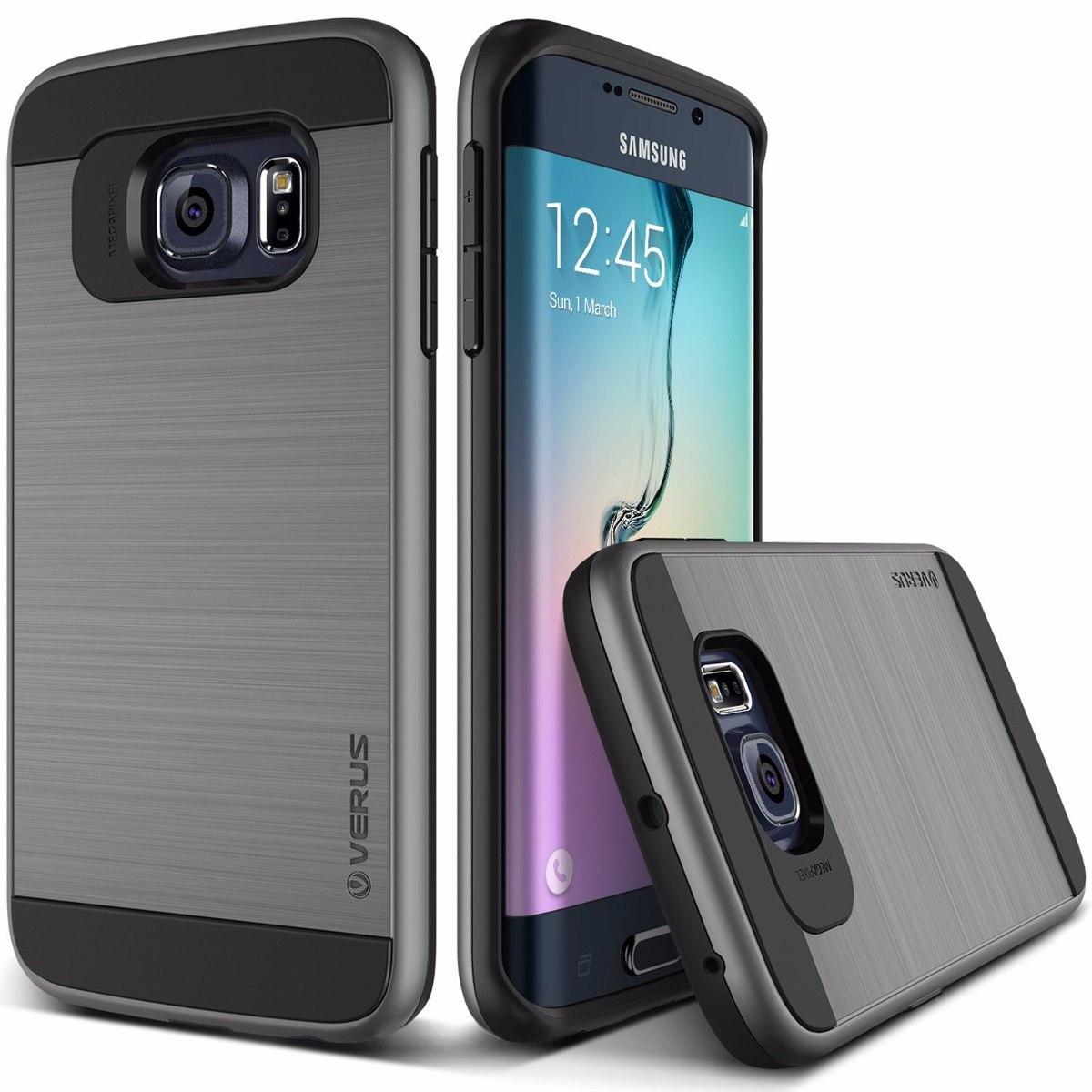 Capa Para Galaxy S6 Edge Case Verus Verge 100 Original