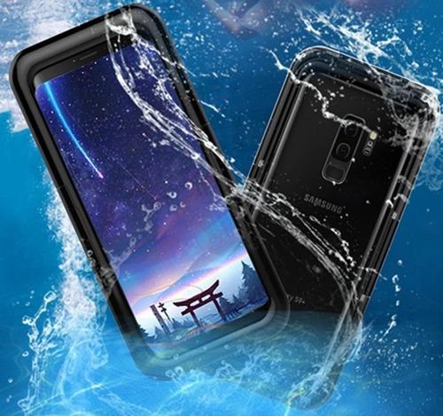 capa para galaxy s9 g960 prova de água choque anti shock