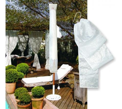 capa para guarda sol ombrelone de até 3 metros diâmetro bel